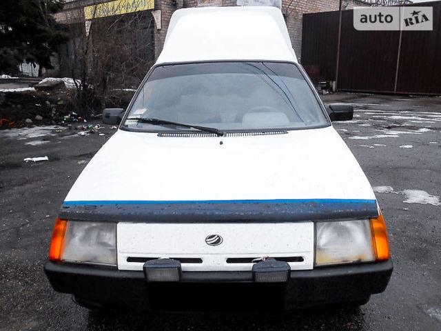 Білий ЗАЗ 1105 Дана, об'ємом двигуна 1.2 л та пробігом 120 тис. км за 1600 $, фото 1 на Automoto.ua