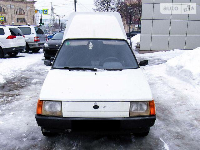 Белый ЗАЗ 1105 Дана, объемом двигателя 1.2 л и пробегом 155 тыс. км за 1690 $, фото 1 на Automoto.ua