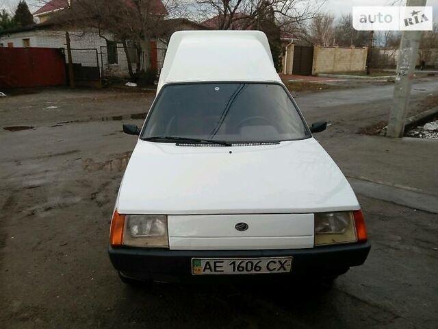Белый ЗАЗ 1105 Дана, объемом двигателя 1.2 л и пробегом 1 тыс. км за 2000 $, фото 1 на Automoto.ua