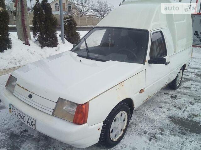 Білий ЗАЗ 1105 Дана, об'ємом двигуна 1.2 л та пробігом 193 тис. км за 1100 $, фото 1 на Automoto.ua