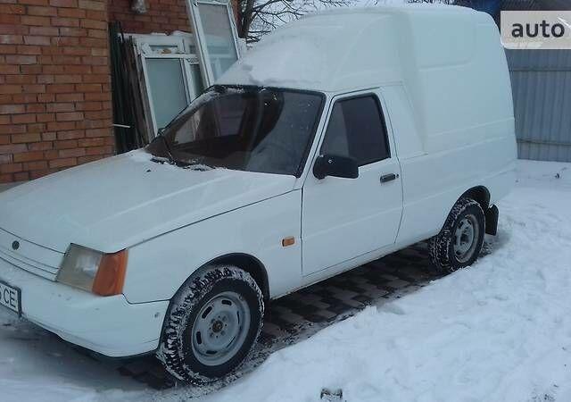 Белый ЗАЗ 1105 Дана, объемом двигателя 1.2 л и пробегом 94 тыс. км за 1850 $, фото 1 на Automoto.ua