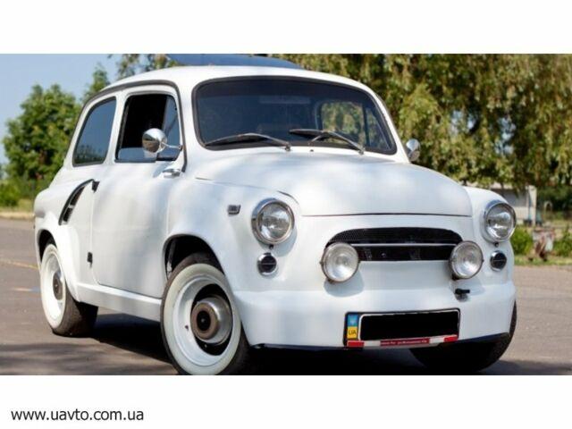 Білий ЗАЗ 965, об'ємом двигуна 0.7 л та пробігом 10 тис. км за 1790 $, фото 1 на Automoto.ua