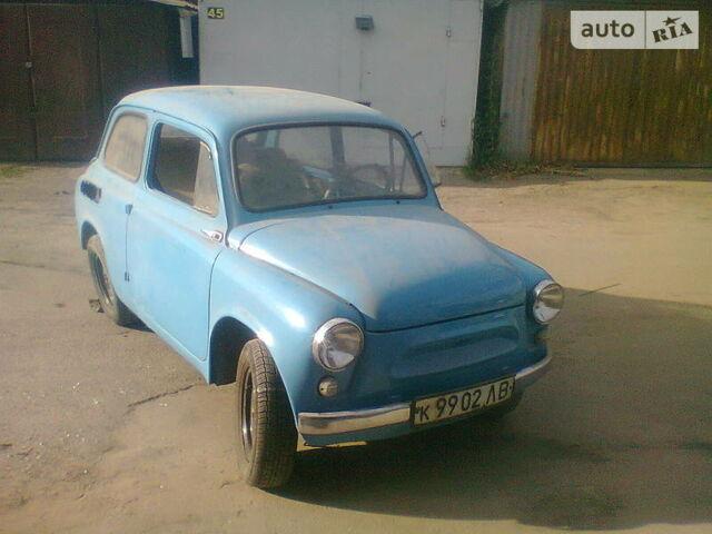 Синий ЗАЗ 965, объемом двигателя 0.9 л и пробегом 30 тыс. км за 1150 $, фото 1 на Automoto.ua