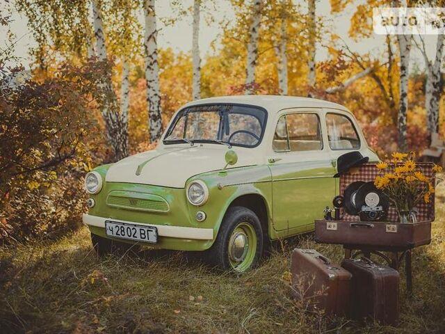 Зелений ЗАЗ 965, об'ємом двигуна 3 л та пробігом 1 тис. км за 4800 $, фото 1 на Automoto.ua