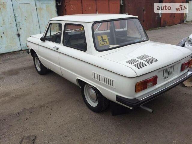 Білий ЗАЗ 968, об'ємом двигуна 0 л та пробігом 1 тис. км за 2900 $, фото 1 на Automoto.ua