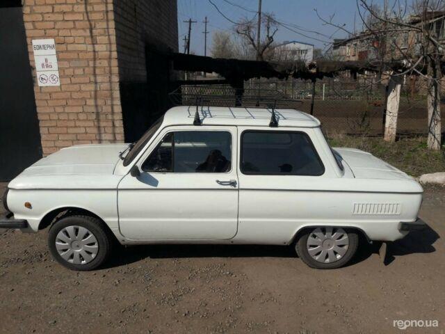Белый ЗАЗ 968, объемом двигателя 1.1 л и пробегом 67 тыс. км за 487 $, фото 1 на Automoto.ua
