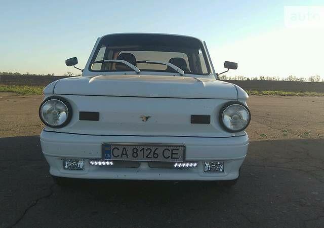 Белый ЗАЗ 968, объемом двигателя 1.2 л и пробегом 1 тыс. км за 5000 $, фото 1 на Automoto.ua
