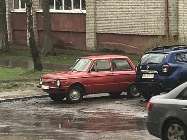 Красный ЗАЗ 968, объемом двигателя 1.2 л и пробегом 1 тыс. км за 0 $, фото 1 на Automoto.ua