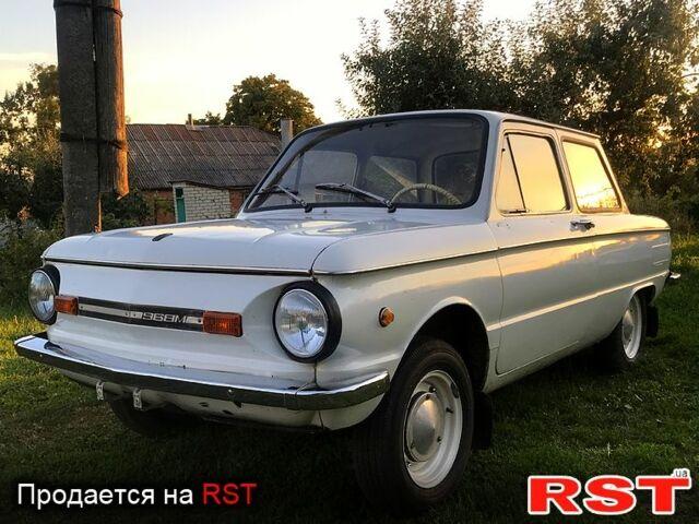 ЗАЗ 968, объемом двигателя 0.9 л и пробегом 21 тыс. км за 850 $, фото 1 на Automoto.ua