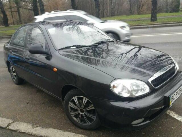Черный ЗАЗ Другая, объемом двигателя 1.5 л и пробегом 129 тыс. км за 3550 $, фото 1 на Automoto.ua