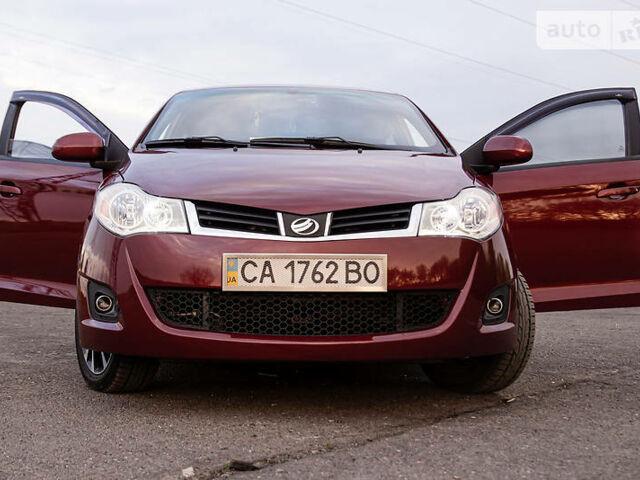 Красный ЗАЗ Форза, объемом двигателя 1.5 л и пробегом 110 тыс. км за 5000 $, фото 1 на Automoto.ua
