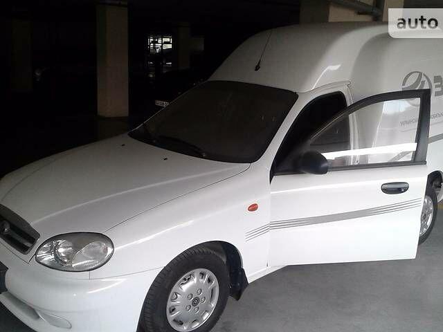 Белый ЗАЗ Ланос, объемом двигателя 1.5 л и пробегом 23 тыс. км за 5800 $, фото 1 на Automoto.ua