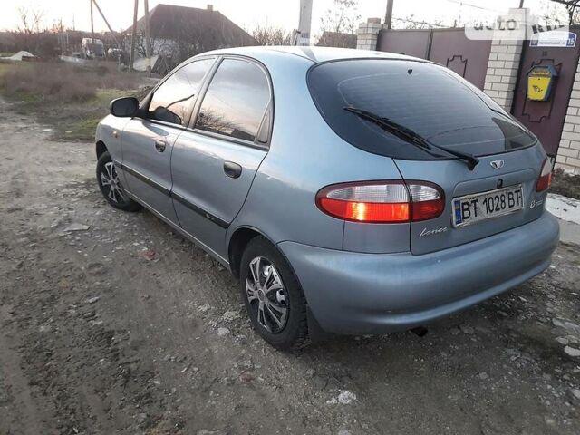 Серый ЗАЗ Ланос, объемом двигателя 1.5 л и пробегом 194 тыс. км за 3799 $, фото 1 на Automoto.ua