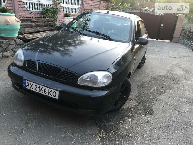 Черный ЗАЗ Сенс, объемом двигателя 1.3 л и пробегом 73 тыс. км за 3050 $, фото 1 на Automoto.ua