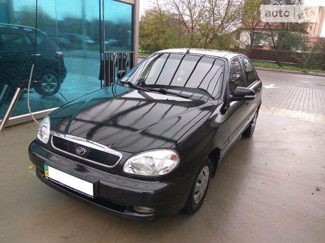 Чорний ЗАЗ Sens, об'ємом двигуна 1.3 л та пробігом 39 тис. км за 4400 $, фото 1 на Automoto.ua