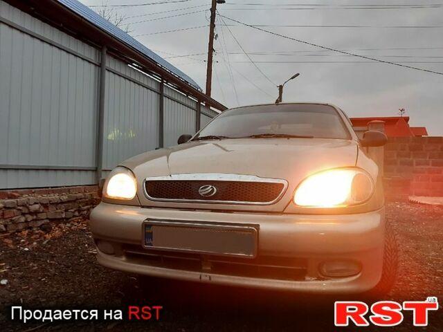 Оливковий ЗАЗ Sens, об'ємом двигуна 1.3 л та пробігом 125 тис. км за 3500 $, фото 1 на Automoto.ua
