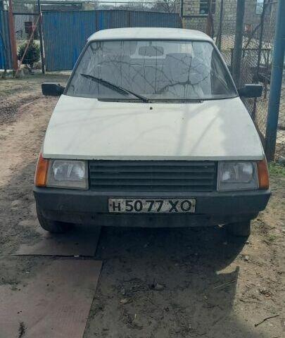 Белый ЗАЗ Tavria, объемом двигателя 1.1 л и пробегом 57 тыс. км за 750 $, фото 1 на Automoto.ua