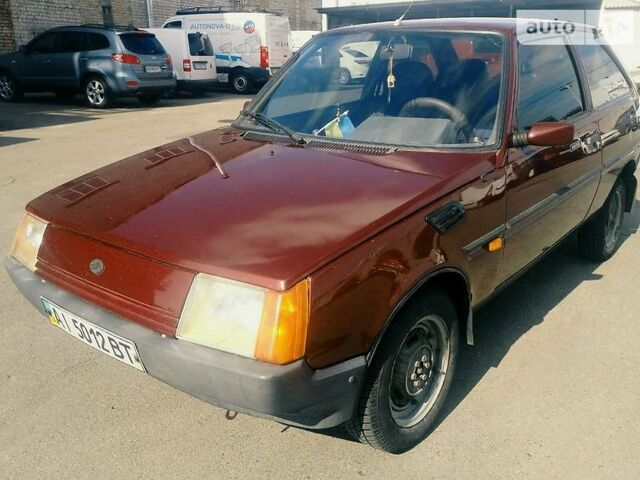 Вишневий ЗАЗ Таврія-Нова, об'ємом двигуна 1.2 л та пробігом 89 тис. км за 1600 $, фото 1 на Automoto.ua