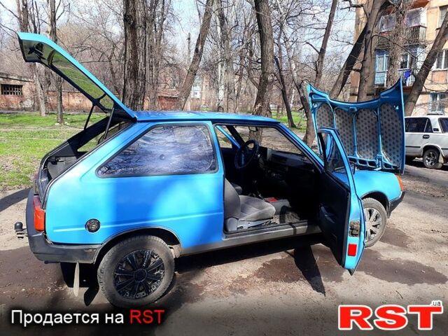 ЗАЗ Таврия, объемом двигателя 1.2 л и пробегом 90 тыс. км за 1400 $, фото 1 на Automoto.ua