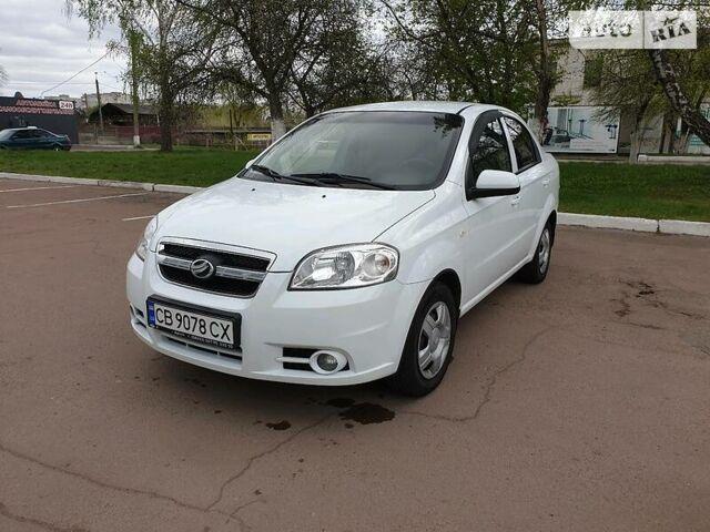 Белый ЗАЗ Вида, объемом двигателя 1.5 л и пробегом 137 тыс. км за 4950 $, фото 1 на Automoto.ua