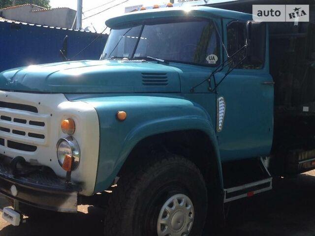 Синий ЗИЛ 130, объемом двигателя 4.6 л и пробегом 11 тыс. км за 9300 $, фото 1 на Automoto.ua