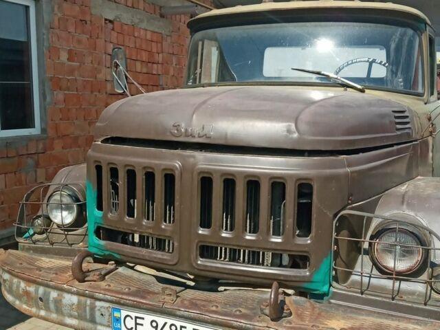 Зелений ЗІЛ 130, об'ємом двигуна 6 л та пробігом 42 тис. км за 3600 $, фото 1 на Automoto.ua