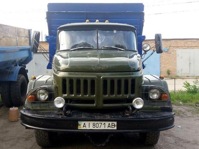Зелений ЗІЛ 130, об'ємом двигуна 6 л та пробігом 10 тис. км за 4250 $, фото 1 на Automoto.ua