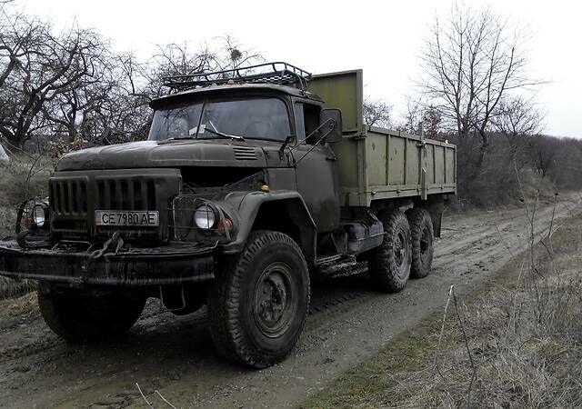 Зелений ЗІЛ 131, об'ємом двигуна 6 л та пробігом 30 тис. км за 3100 $, фото 1 на Automoto.ua
