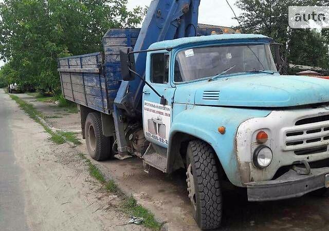 Синий ЗИЛ 431412, объемом двигателя 0 л и пробегом 70 тыс. км за 6300 $, фото 1 на Automoto.ua