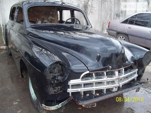 Черный ЗИМ 12, объемом двигателя 3 л и пробегом 1 тыс. км за 10000 $, фото 1 на Automoto.ua