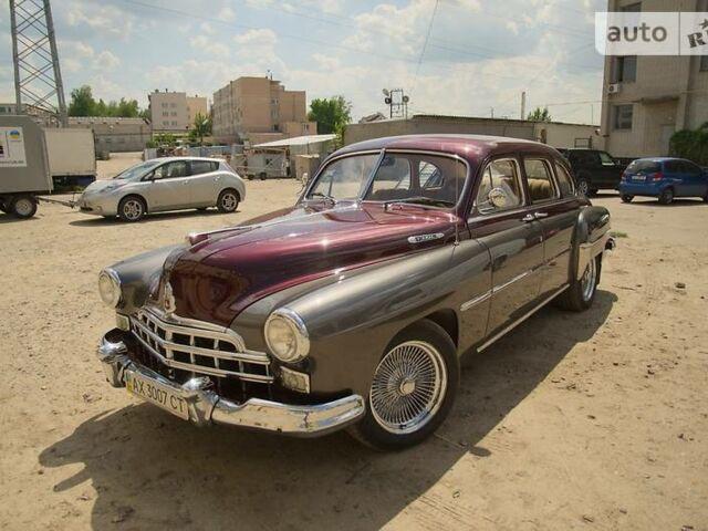 ЗІМ 12, об'ємом двигуна 5 л та пробігом 1 тис. км за 57000 $, фото 1 на Automoto.ua