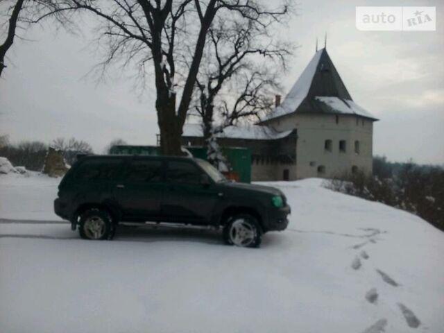 Зеленый ЗХ Адмирал, объемом двигателя 2.3 л и пробегом 1 тыс. км за 4900 $, фото 1 на Automoto.ua
