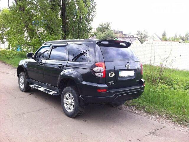 Чорний ЗХ Лендмарк, об'ємом двигуна 2.4 л та пробігом 106 тис. км за 6100 $, фото 1 на Automoto.ua