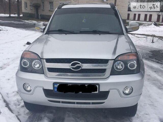 Серебряный ЗХ Лендмарк, объемом двигателя 2.4 л и пробегом 80 тыс. км за 6400 $, фото 1 на Automoto.ua