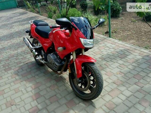Красный Зонгшен ГС, объемом двигателя 0.2 л и пробегом 17 тыс. км за 1000 $, фото 1 на Automoto.ua