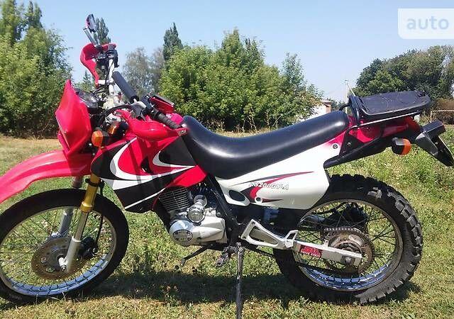 Зонгшен ZS, объемом двигателя 0.2 л и пробегом 10 тыс. км за 800 $, фото 1 на Automoto.ua