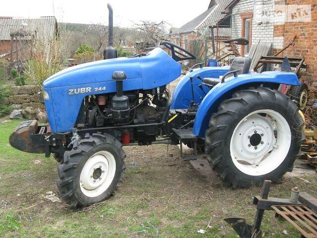 Синий Зубр 244, объемом двигателя 1.65 л и пробегом 1 тыс. км за 3600 $, фото 1 на Automoto.ua