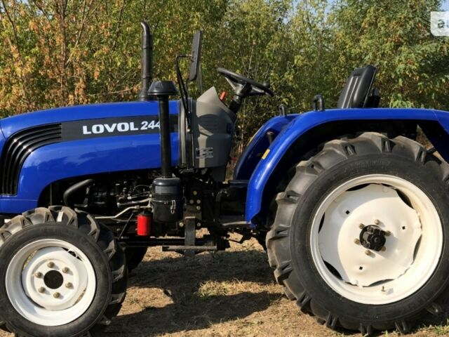 Lovol TE, объемом двигателя 1.53 л и пробегом 0 тыс. км за 6300 $, фото 1 на Automoto.ua