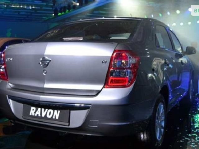 Равон R4, объемом двигателя 1.49 л и пробегом 0 тыс. км за 10175 $, фото 1 на Automoto.ua