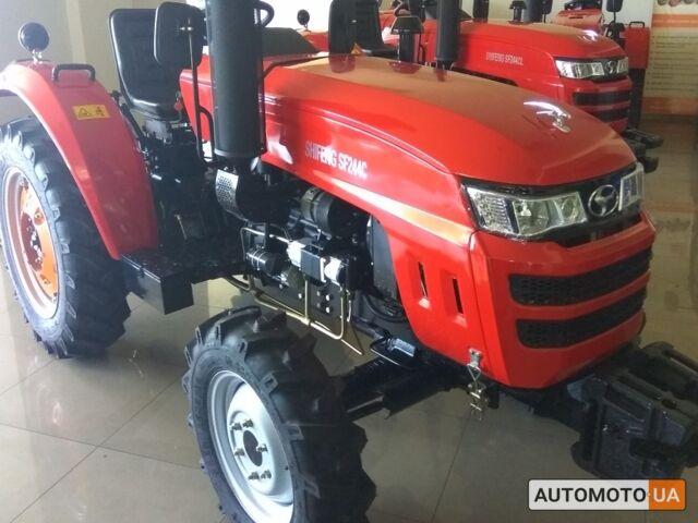 Красный Shifeng 244, объемом двигателя 1.5 л и пробегом 0 тыс. км за 5600 $, фото 1 на Automoto.ua