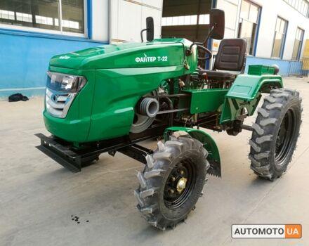 Зелений Файтер Т-24, об'ємом двигуна 5 л та пробігом 10 тис. км за 2465 $, фото 1 на Automoto.ua