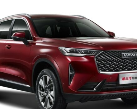купить новое авто Haval H6 2021 года от официального дилера Haval Автоснаб Haval фото