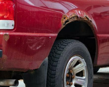 5 мифов о появлении ржавчины на автомобиле