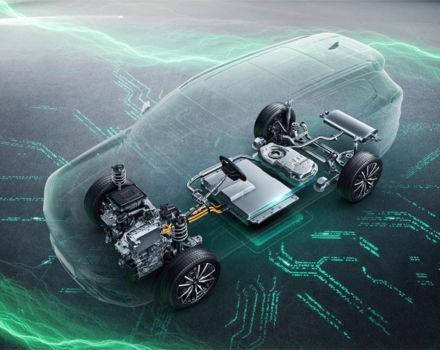 Chery анонсує появу нової силової архітектури власної розробки на  Шанхайському автосалоні 2021