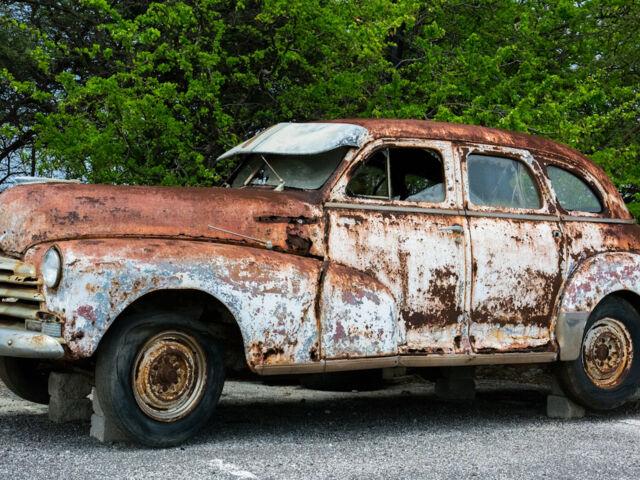 Почему ржавеет кузов автомобиля