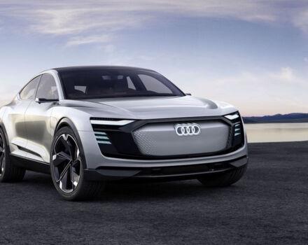 Электромобиль Audi e-tron Sportback представлен в Шанхае (видео)