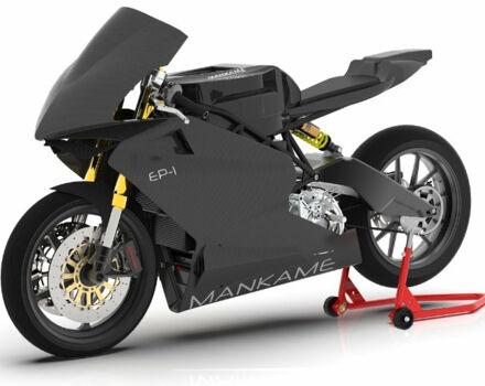 Электромотоцикл с запасом хода 500 км и скоростью 250 км/ч обещает выпустить стартап Mankame