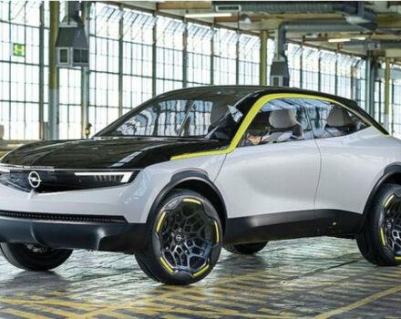 Кроссовер Opel GT X Experimental: новый электрокар-концепт от немецкого производителя