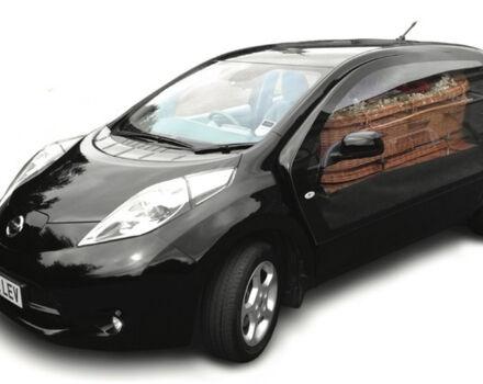 Nissan Leaf переоборудовали в электрический катафалк (видео)
