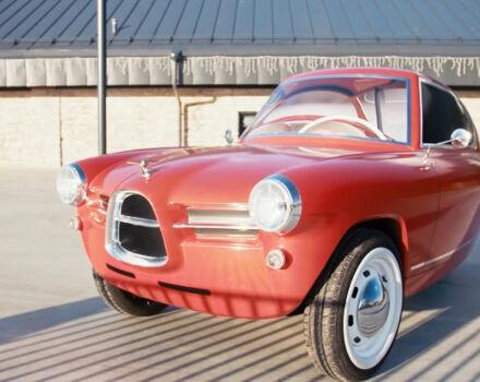 Nobe 100 - трехколесный электромобиль из Эстонии в ретро-стиле выходит в серию
